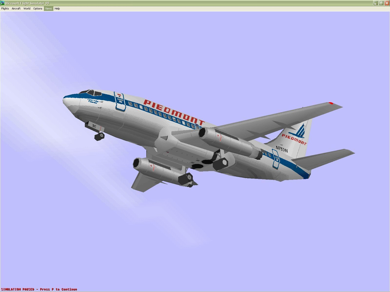VIP Classic Airliners 2000 Screenshots for Windows - MobyGames