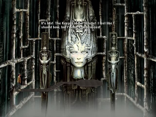 Dark Seed II Windows 3.x Dark World Pandora