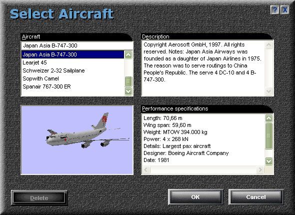 Airline Flights 2 Screenshots for Windows - MobyGames