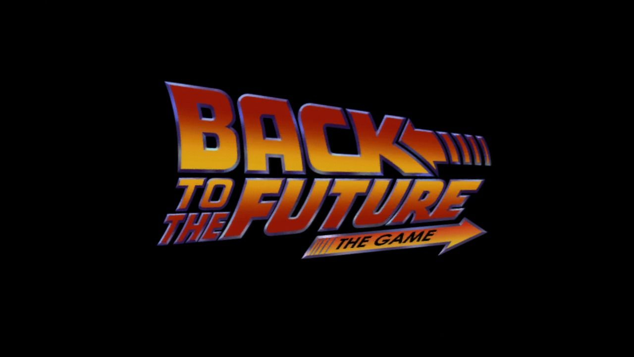 Back to the Future: The Game PlayStation 3 Episode 1 - Game title appears prior to every episode title.