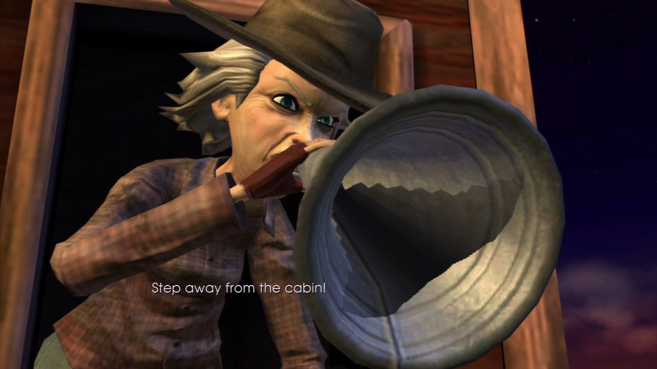 Back to the Future: The Game PlayStation 3 Episode 5 - Yet another crazy Edna to deal with.