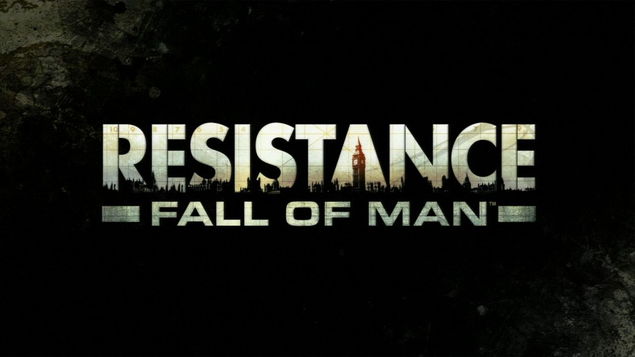 Resistance: Fall of Man PlayStation 3 Main title.