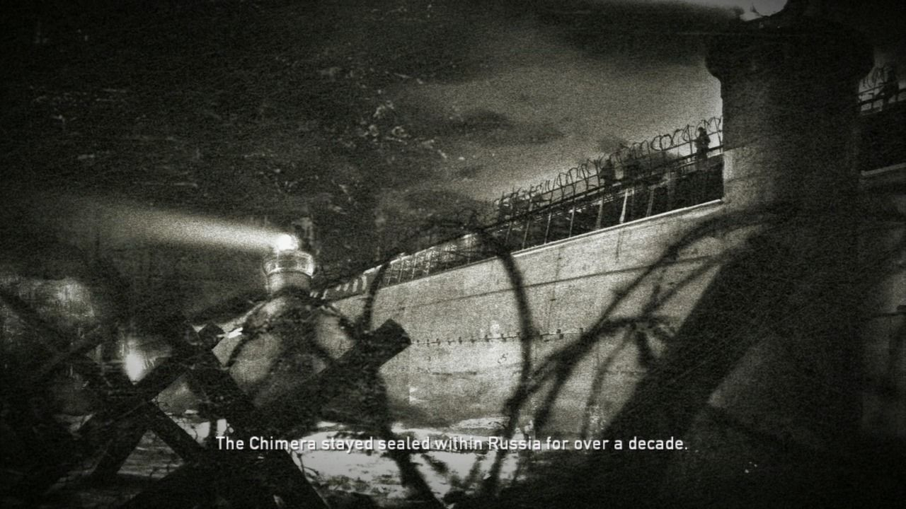 Resistance: Fall of Man PlayStation 3 Chimera decided to expand to other continents as well.