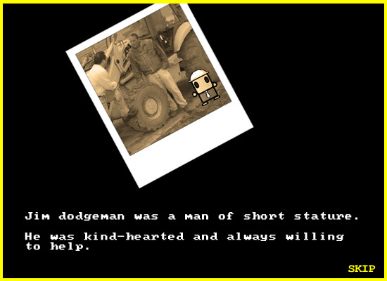 Dodgeman 2 Browser The game's story