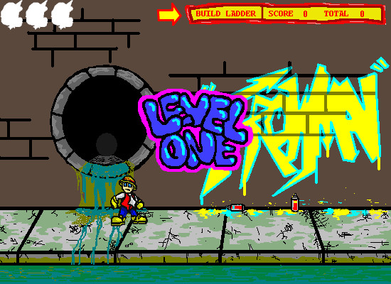 Dodgeman 2 Browser Level One