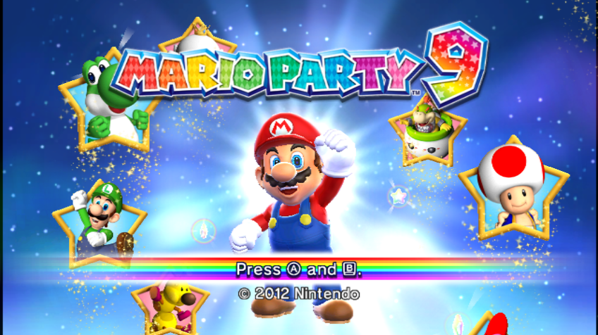 Mario Party 9 Screenshots For Wii Mobygames