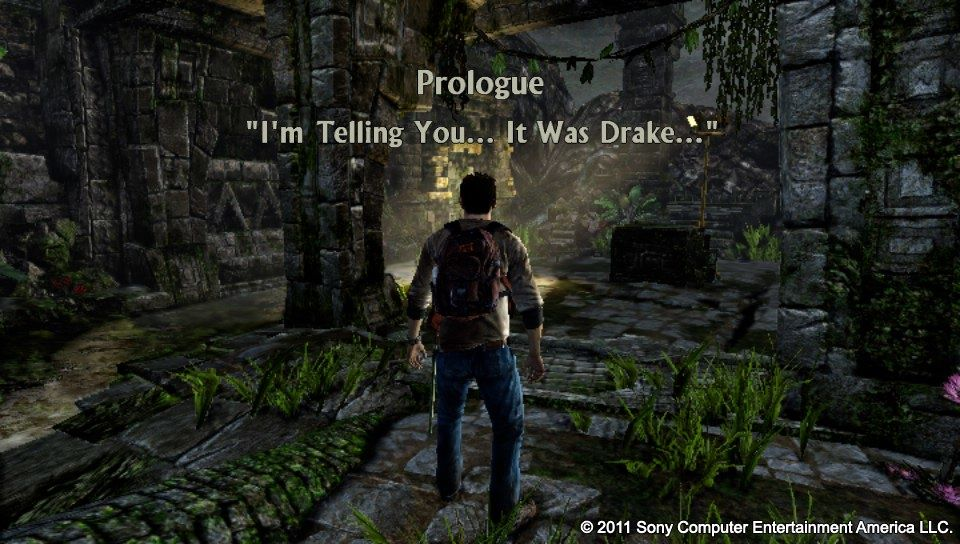 Sony Ps Vita Games Screenshots : Uncharted golden abyss screenshots for ps vita mobygames