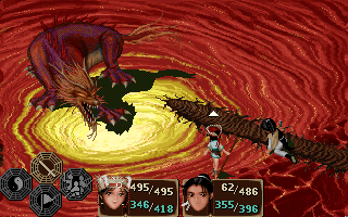 621835-xianjian-qixia-zhuan-dos-screenshot-fight-the-legendary-beast.png
