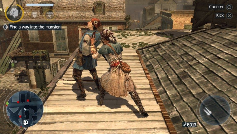 Sony Ps Vita Games Screenshots : Assassin s creed iii liberation screenshots for ps vita