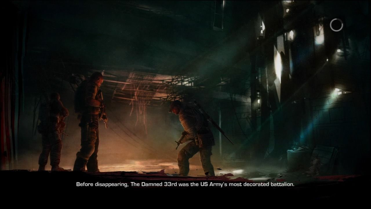 Spec Ops the Line Loading Screen Quotes