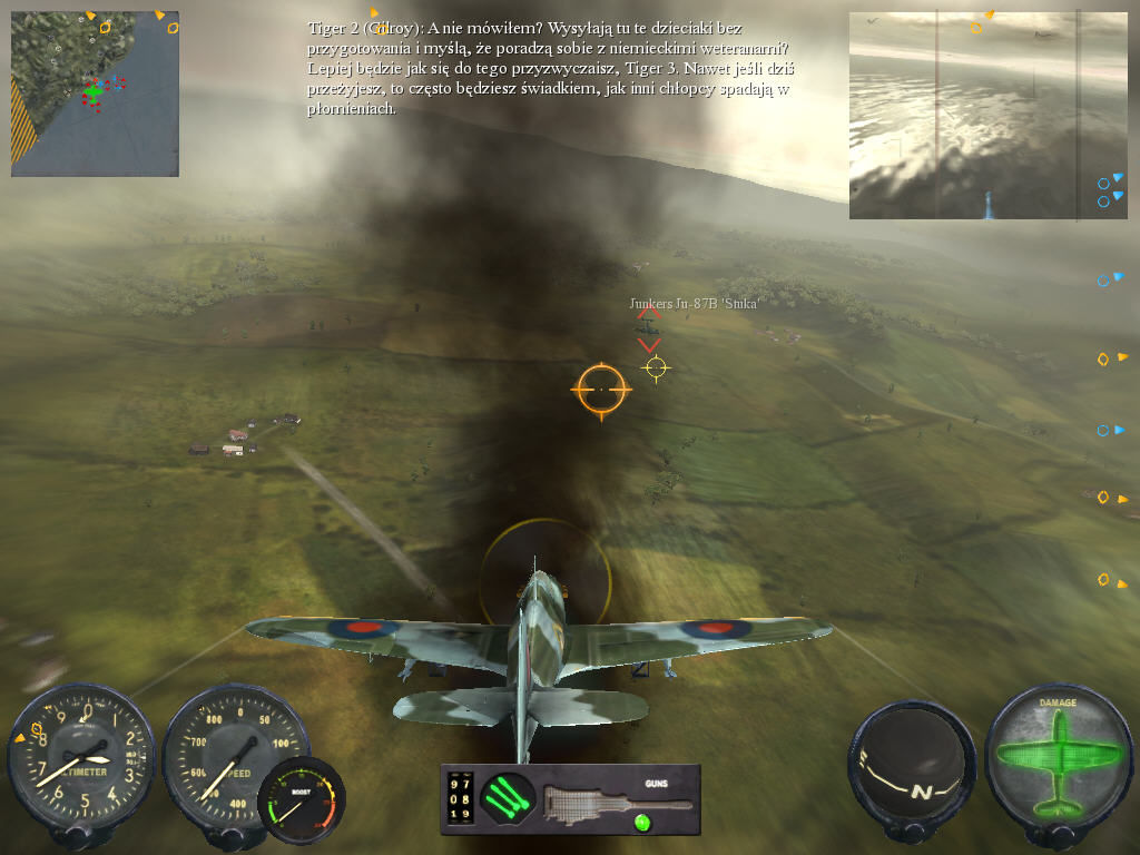 combat wings battle of britain pc game