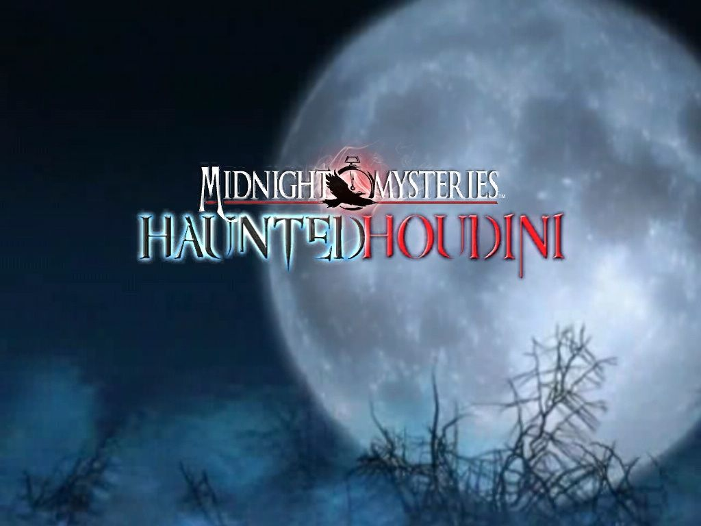 Midnight Mysteries: Haunted Houdini iPad Title