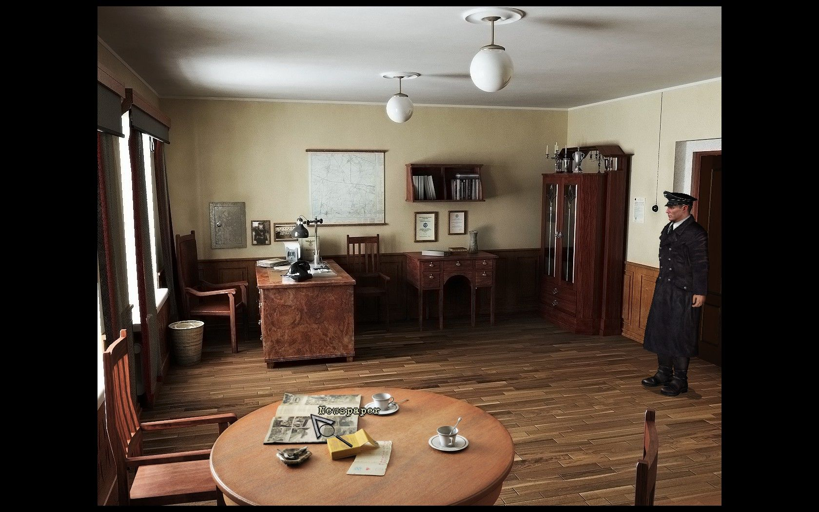 A Stroke of Fate: Operation Valkyrie Screenshots (Windows)Discuss Review + Want + Have Contribute