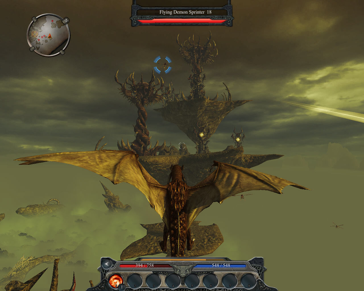 Divinity II: Ego Draconis Windows As a dragon, you lead an assault on enemy defences
