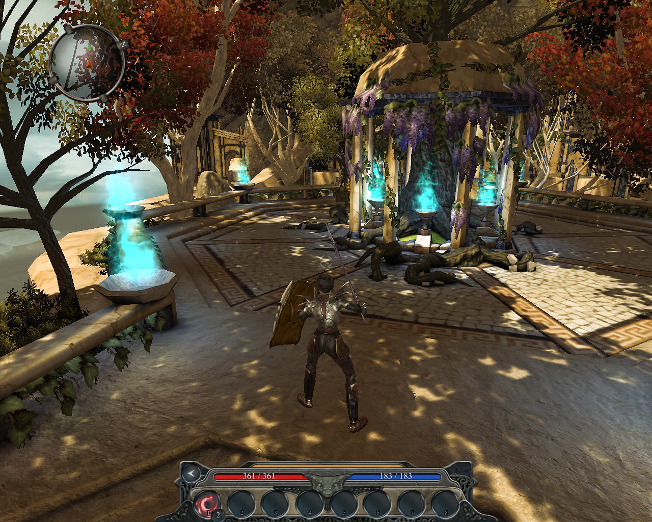 Divinity II: Ego Draconis Windows This is your Alchemy Garden