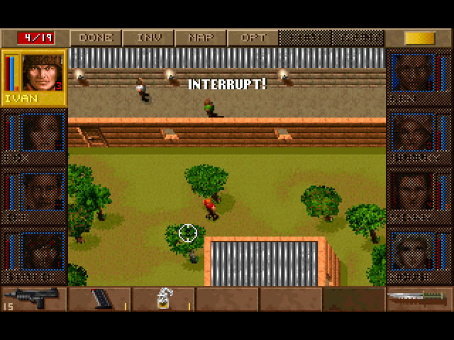 Jagged Alliance: Deadly Games 1
