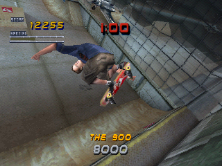 Tony Hawk's Pro Skater 2 PlayStation Tony Hawk's unique trick: The 900!
