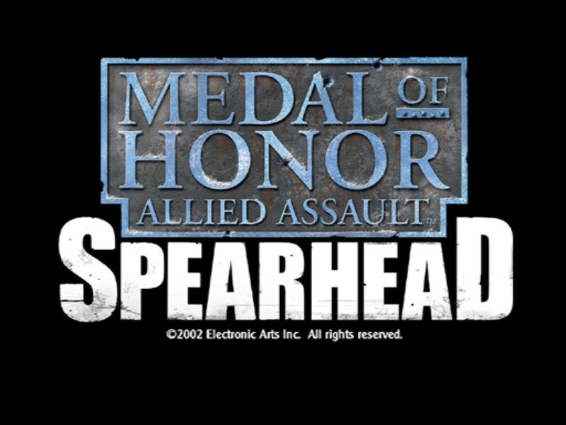 Medal of Honor: Allied Assault - Spearhead Windows Main Title
