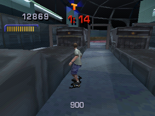 Tony Hawk's Pro Skater 3 PlayStation Hmm, do I have metals to pass the metal detector?