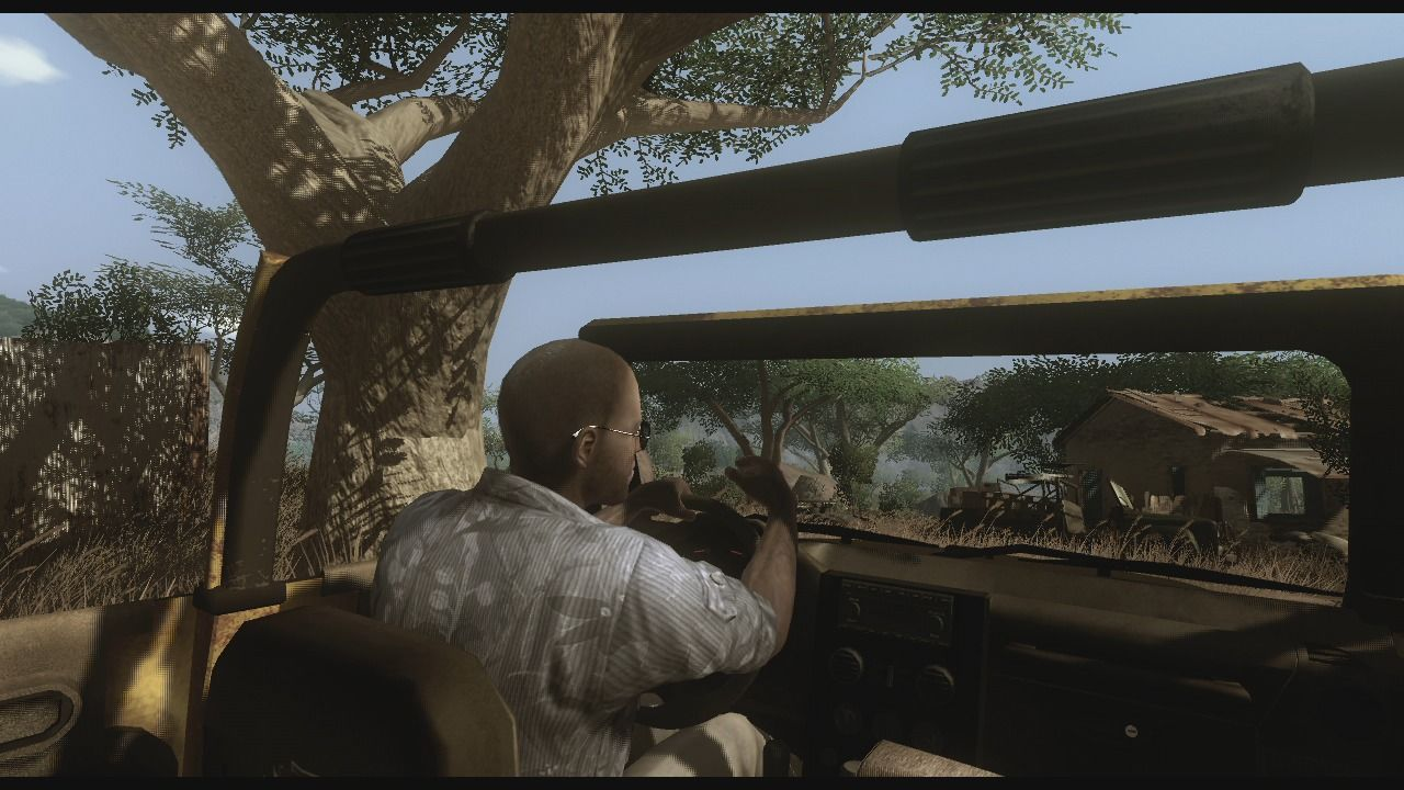 Far Cry 2 Xbox 360 Welcome to Africa.