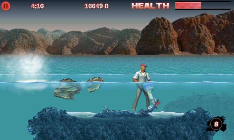 Piranha 3DD: The Game Screenshots for Android - MobyGames