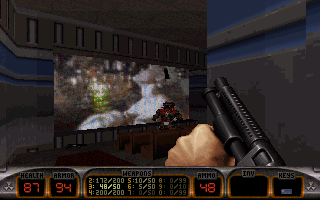 Duke Nukem's Penthouse Paradise DOS ...and an adult cinema