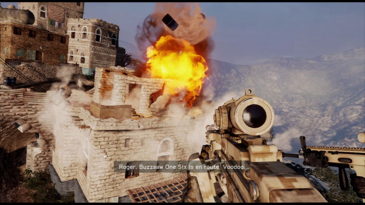 Medal Of Honor: Warfighter Screenshots For PlayStation 3