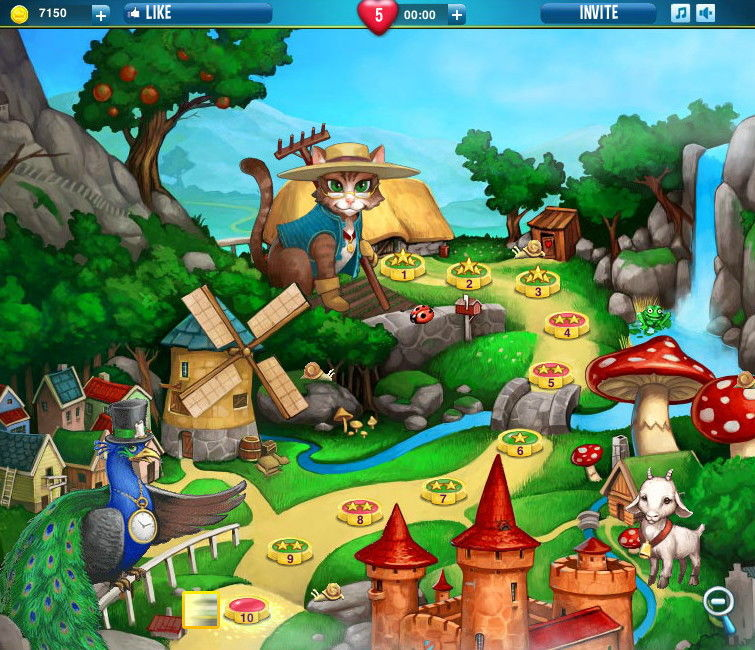 Pet Rescue Saga Screenshots for Browser - MobyGames