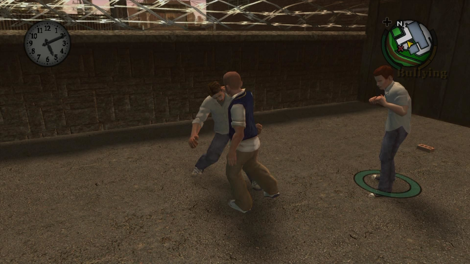 Bully: Scholarship Edition Xbox 360 Bullying at Bullworth