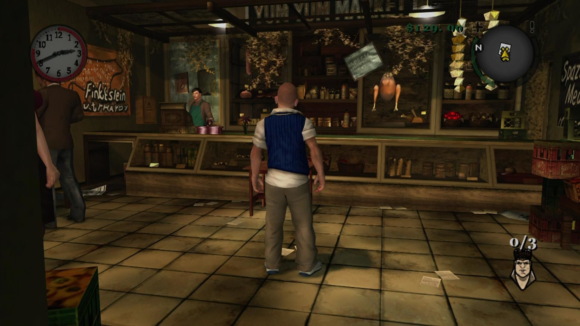 Bully: Scholarship Edition Xbox 360 Your local Yum Yum market.
