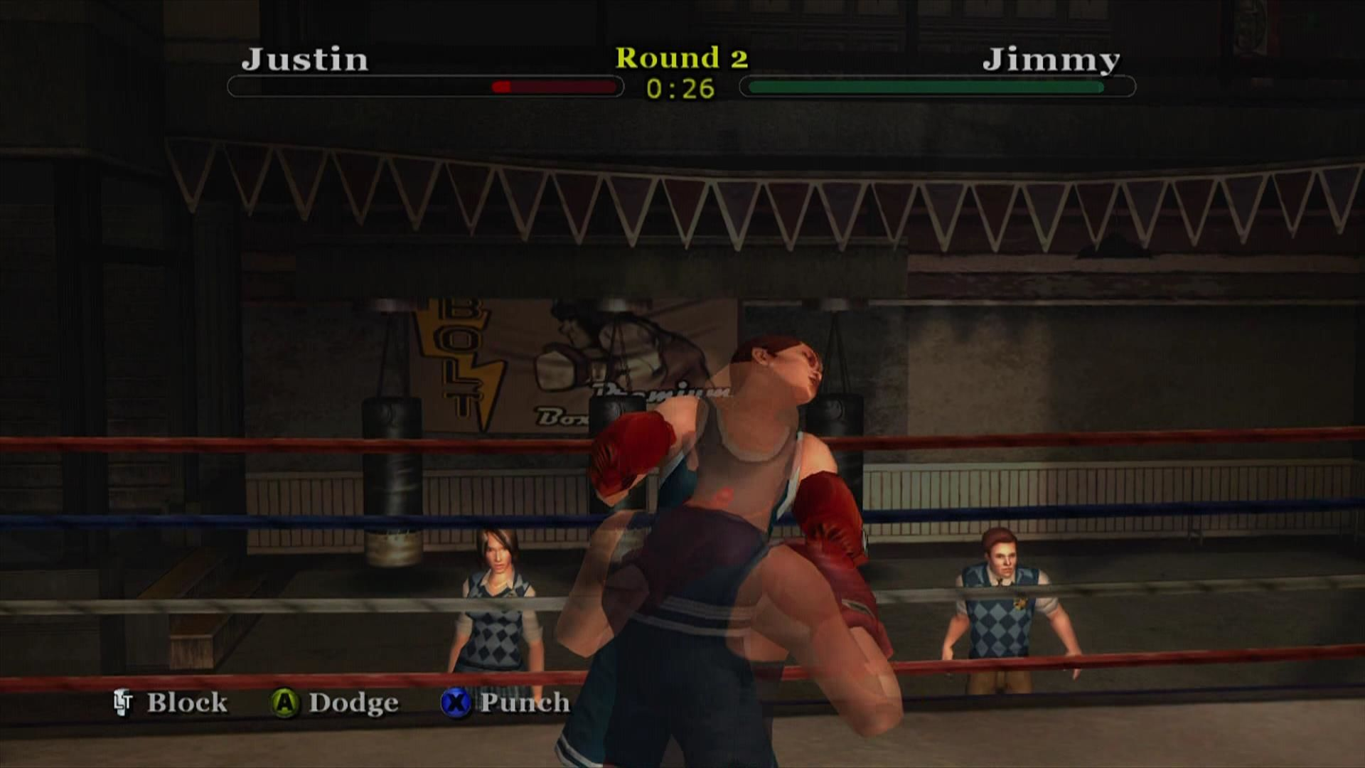Bully: Scholarship Edition Xbox 360 Fight in the local box club to earn the respect of the preps