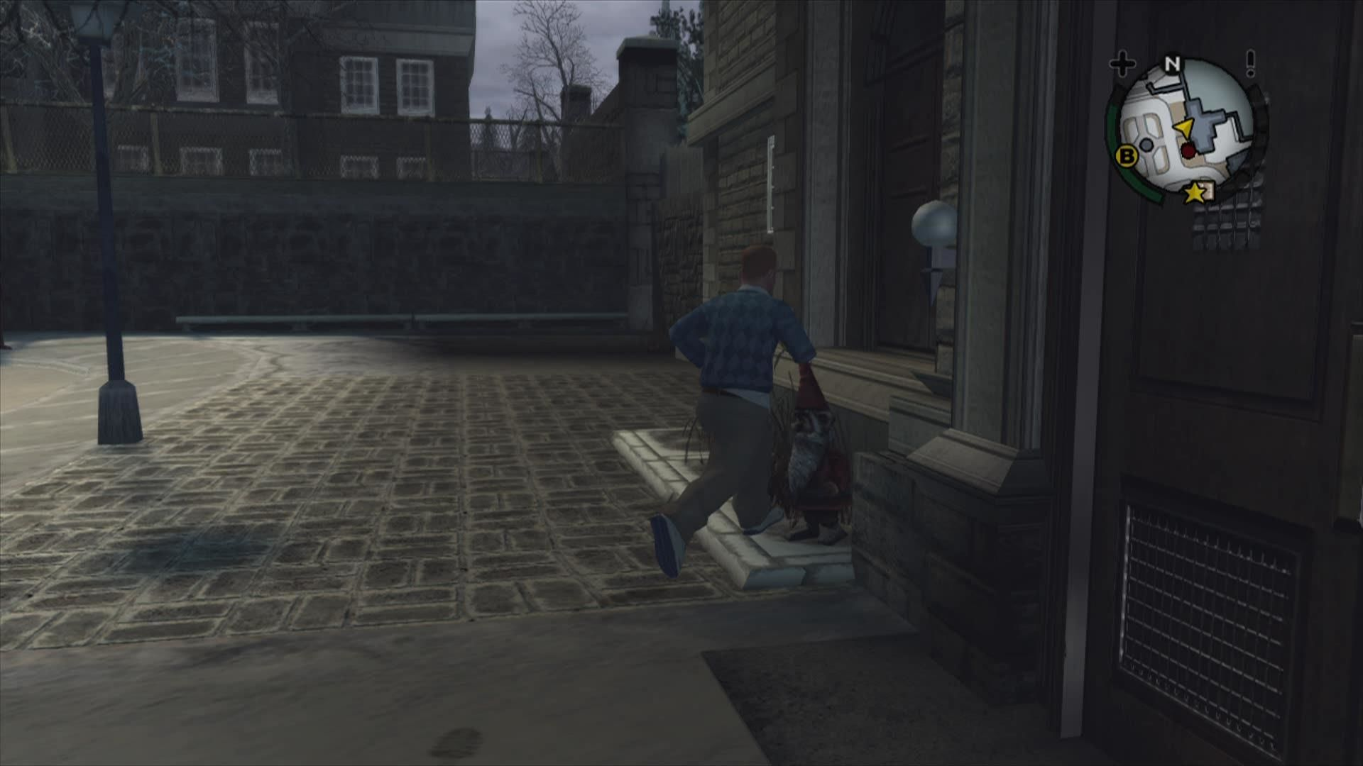 Bully: Scholarship Edition Xbox 360 Collectible: garden gnomes.