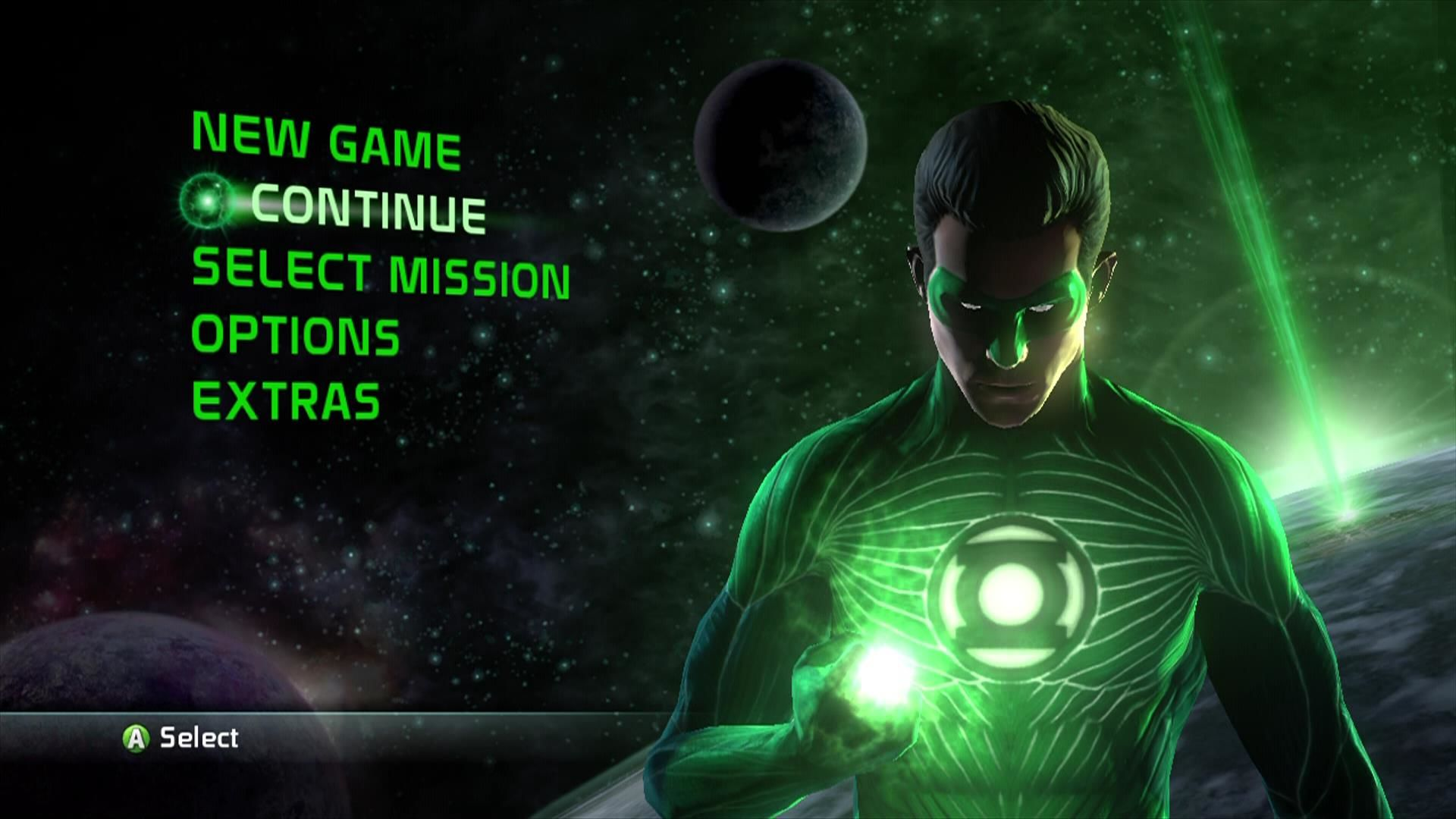green lantern rise of the manhunters screenshots for xbox 360 mobygames