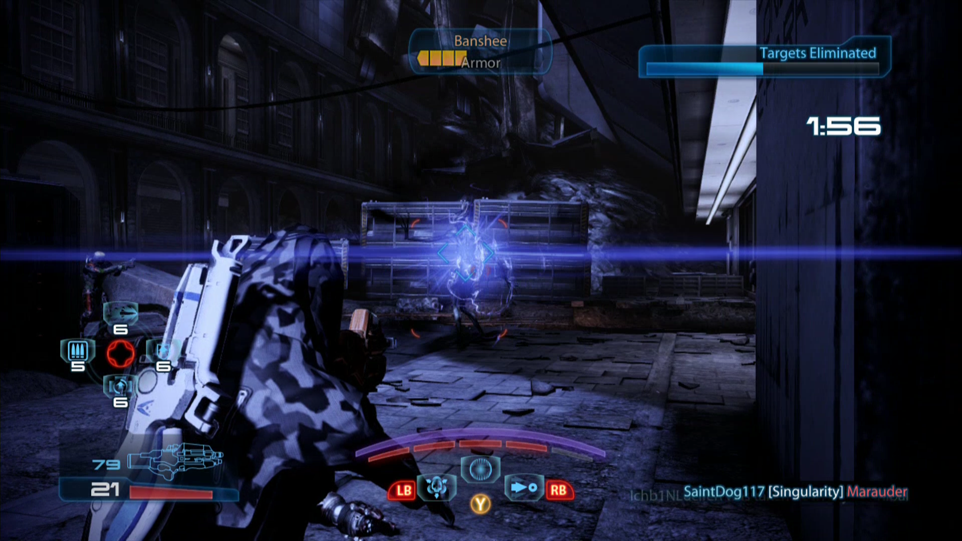 Mass Effect 3: Earth Multiplayer Expansion Screenshots for