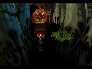 Crash Bandicoot: Warped PlayStation Angry triceratops