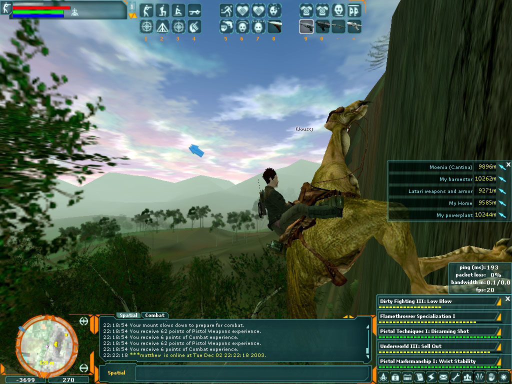 Star Wars: Galaxies - An Empire Divided Windows This beast is vertically challenged