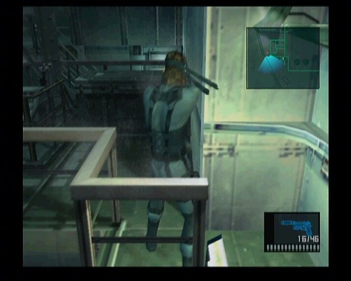 crack no cd metal gear solid 2 substance pc