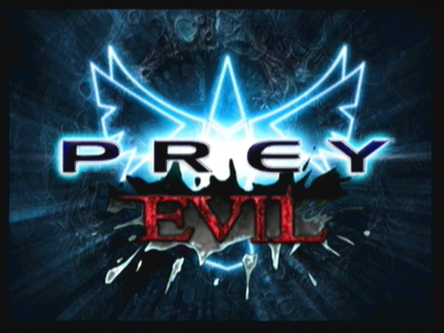 Prey Mobile 3D Zeebo Title screen.