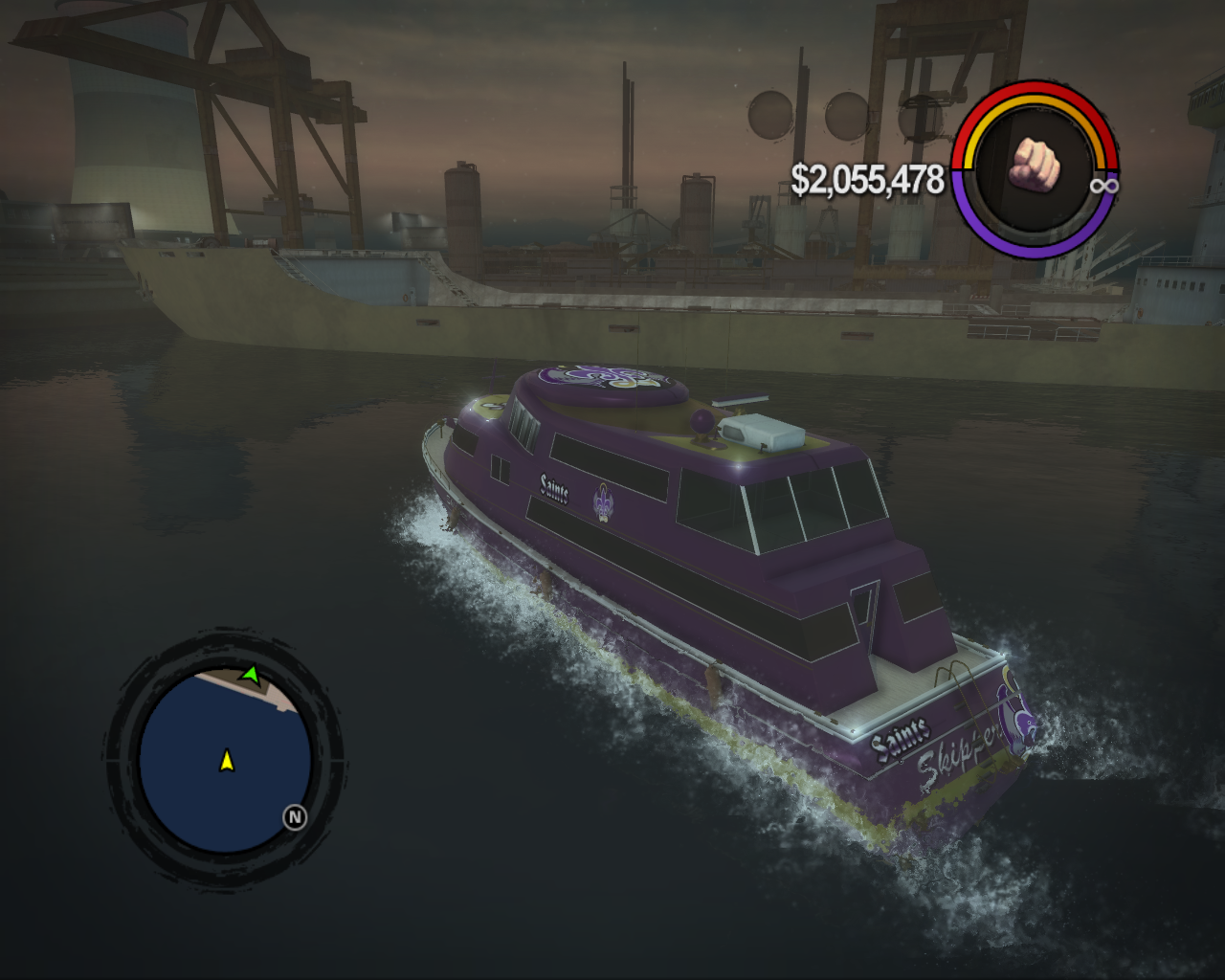 Saints Row 2 Windows You can get all kinds of special Saints Row vehicles and vessels