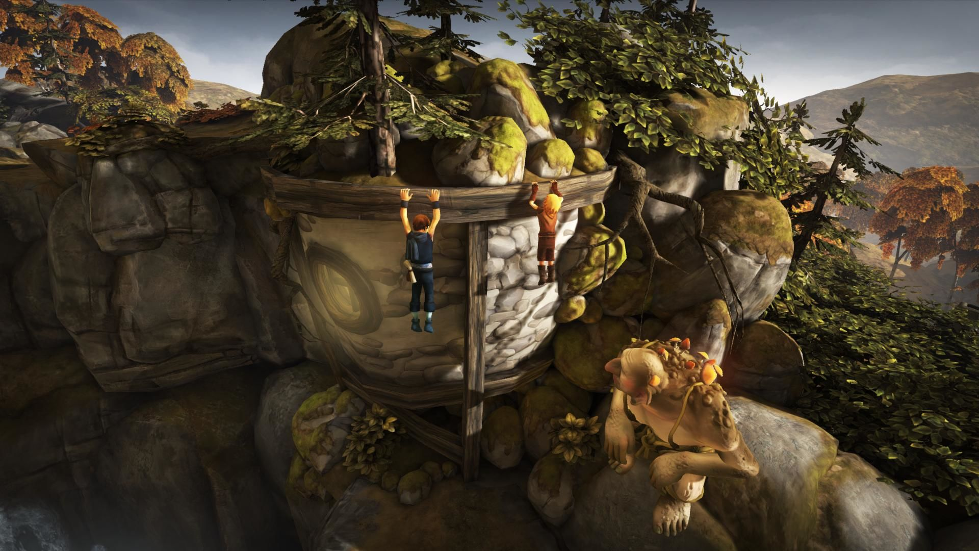 Brothers A Tale Of Two Sons Screenshots For Windows Mobygames