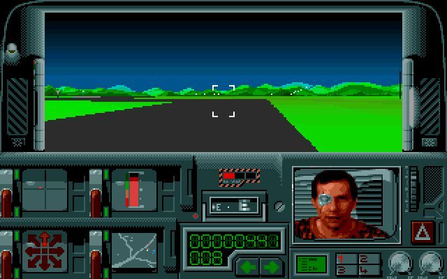 Hoverforce DOS Resolution 101: When a bad guy is shot down they appear in the comm-link window