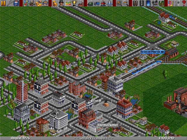 Transport Tycoon Deluxe Screenshots for Windows - MobyGames