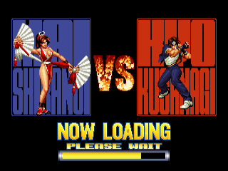 The King Of Fighters 96 Screenshots For Playstation Mobygames