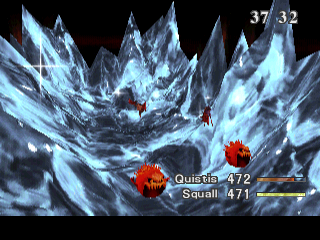 Final Fantasy VIII PlayStation Some ice