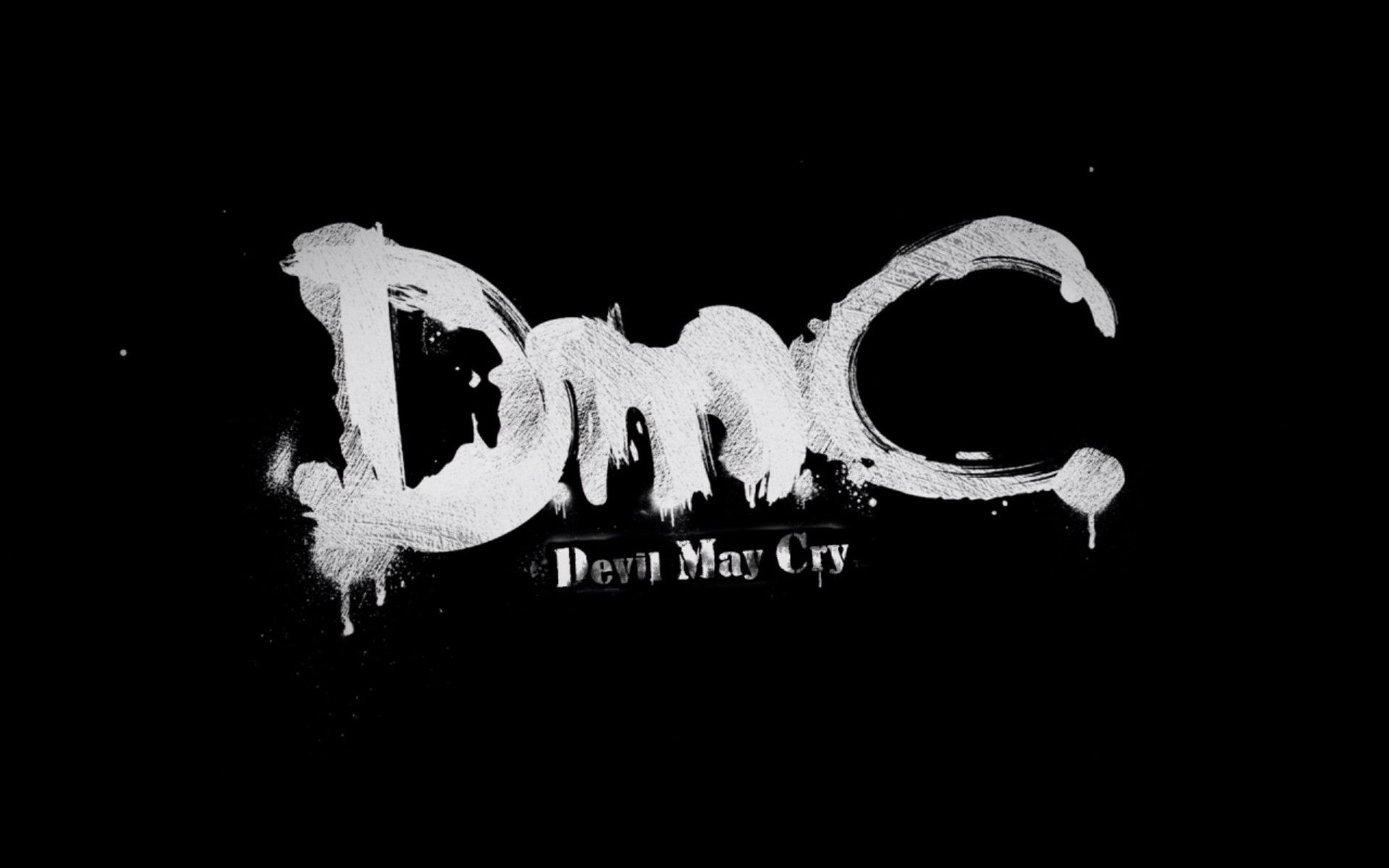 DmC: Devil May Cry Windows Title screen