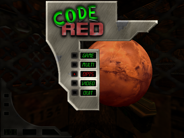 CodeRED: The Martian Chronicles