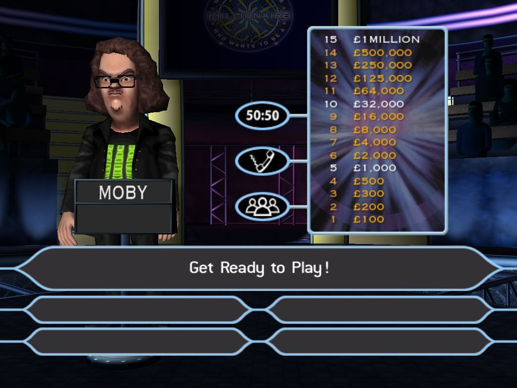 who wants to be a millionaire: party edition screenshots for, Powerpoint templates
