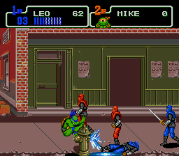Teenage Mutant Ninja Turtles: The Hyperstone Heist Genesis Hydrant is useful as trap