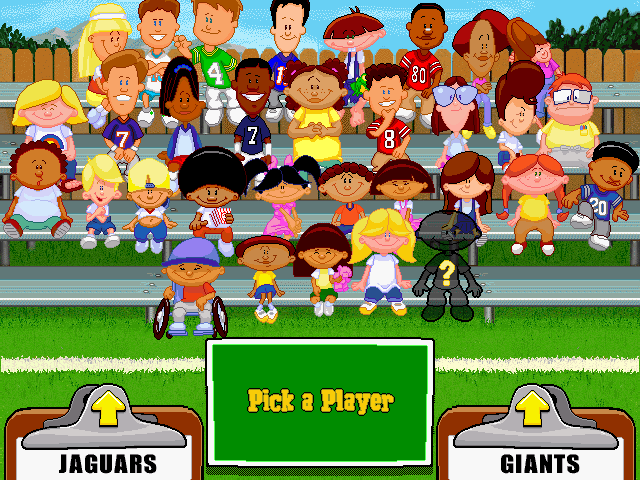 backyard football windows here 39 s our player selection thankfully this