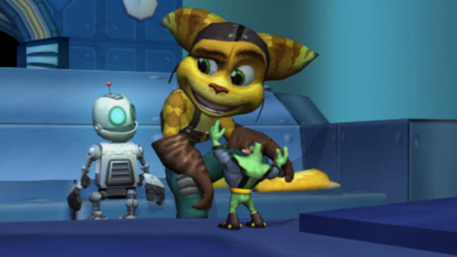 Ratchet Amp Clank Size Matters Screenshots For Playstation